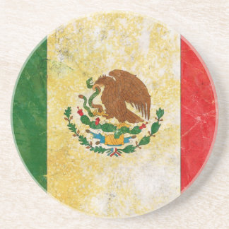 グランジのメキシコの旗 コースター