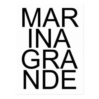 グランデマリーナ ポストカード