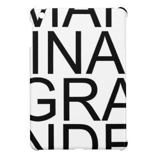 グランデマリーナ iPad MINIケース