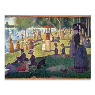 グランデLaの島の日曜日の午後 ポストカード