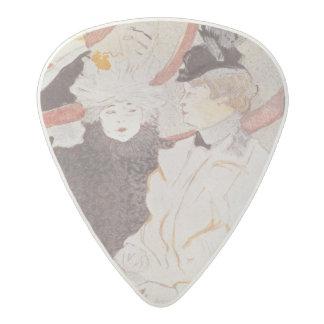 グランデLoge 1897年 アセタール ギターピック