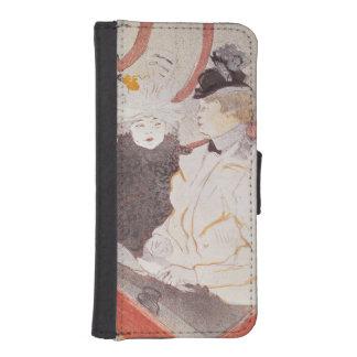 グランデLoge 1897年 iPhoneSE/5/5sウォレットケース