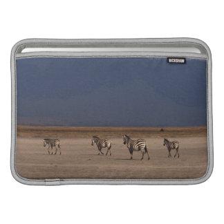 グラントのシマウマ MacBook スリーブ