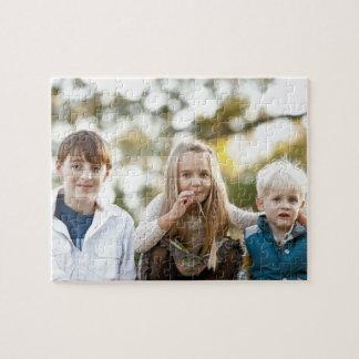 グラントの家族写真 ジグソーパズル