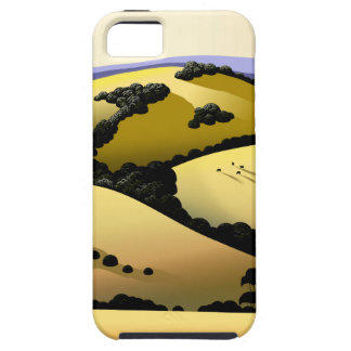 グラント牧場高いRez.jpgからの眺め iPhone SE/5/5s ケース