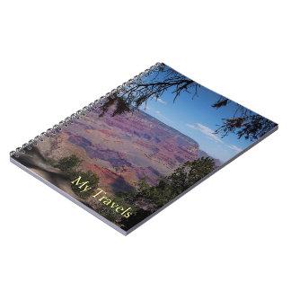 グランドキャニオンの写真旅行ジャーナル ノートブック