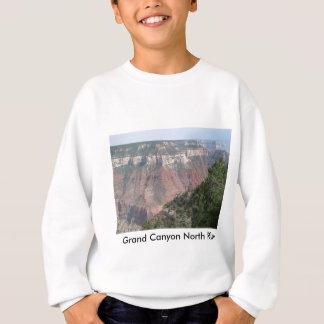 グランドキャニオンの北の縁 スウェットシャツ