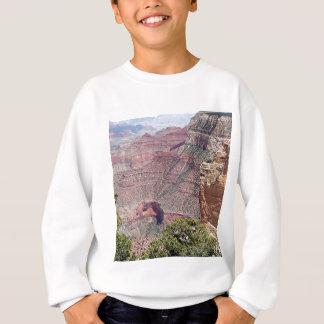 グランドキャニオンの南縁、アリゾナ2 スウェットシャツ