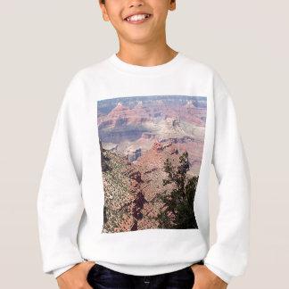 グランドキャニオンの南縁、アリゾナ4 スウェットシャツ