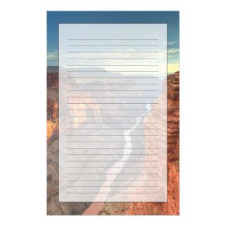 グランドキャニオンの国立公園3 便箋