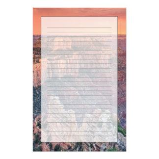 グランドキャニオンの国立公園、アリゾナ 便箋