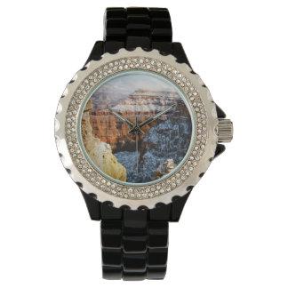 グランドキャニオンの国立公園、アリゾナ、米国 腕時計