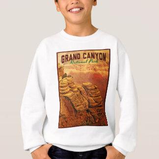 グランドキャニオンの国立公園 スウェットシャツ