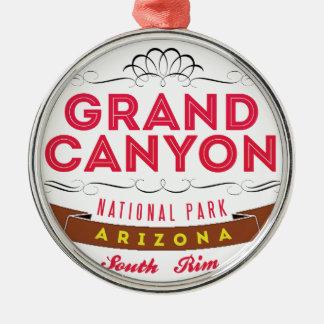 グランドキャニオンの国立公園 メタルオーナメント