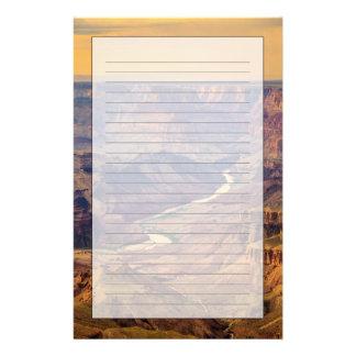 グランドキャニオンの国立公園 便箋