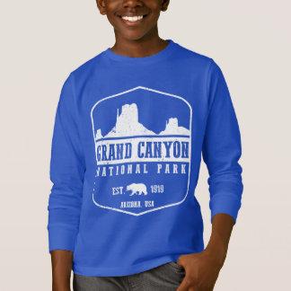 グランドキャニオンの国立公園 Tシャツ