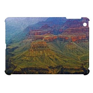 グランドキャニオンの崖のiPad Miniケース iPad Mini カバー