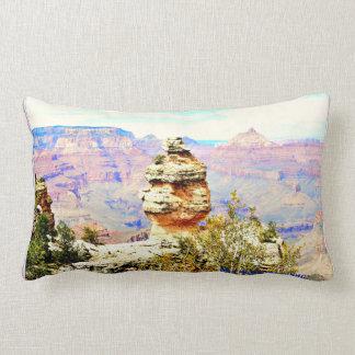 グランドキャニオンの石のLumbarの枕 ランバークッション