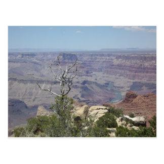 グランドキャニオンアリゾナ ポストカード