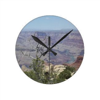 グランドキャニオンアリゾナ ラウンド壁時計