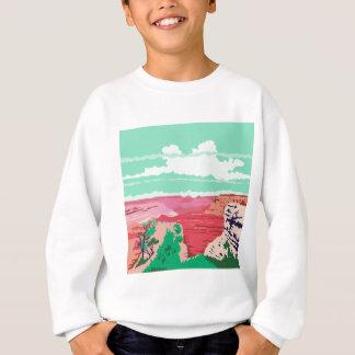 グランドキャニオンアリゾナWPA スウェットシャツ