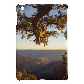 グランドキャニオン上の日没 iPad MINIカバー