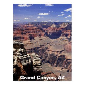 グランドキャニオン、アリゾナ ポストカード