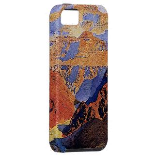 """""""グランドキャニオンMaxfield Parrish """" iPhone SE/5/5s ケース"""