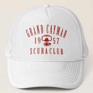 グランドケイマンのスキューバクラブ(ヴィンテージ) キャップ
