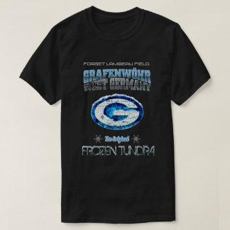 グラーフ: 凍結するツンドラ Tシャツ