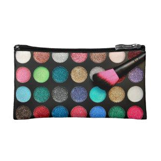 グリッターの化粧のバッグ コスメティックバッグ
