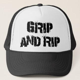 グリップ及び裂け目Armwrestling キャップ