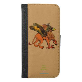 グリフィンが付いているiPhone 6/6sの場合か財布 iPhone 6/6s Plus ウォレットケース
