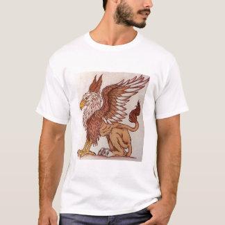 グリフィンのスケッチ Tシャツ