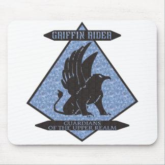 グリフィンのライダー マウスパッド