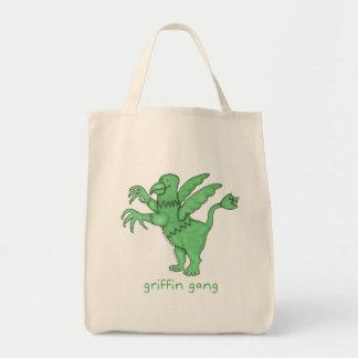 グリフィンの集団 トートバッグ