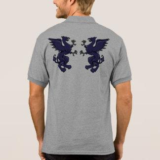 グリフィンの頂上 ポロシャツ