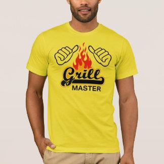 グリルのマスター Tシャツ