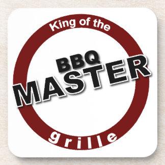 グリルのBBQのマスター王 コースター