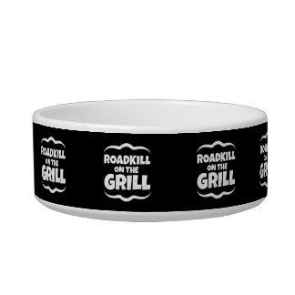 グリルのRoadkill -夏BBQのパーティ ボウル