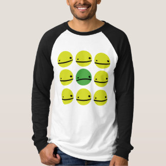 グリーンピースのティー Tシャツ