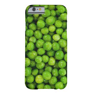 グリーンピースの背景 BARELY THERE iPhone 6 ケース