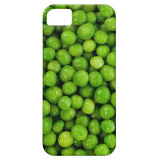 グリーンピースの背景 iPhone SE/5/5s ケース