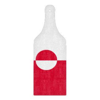 グリーンランドの旗 カッティングボード