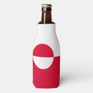 グリーンランドの旗 ボトルクーラー