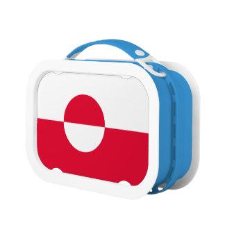 グリーンランドの旗 ランチボックス