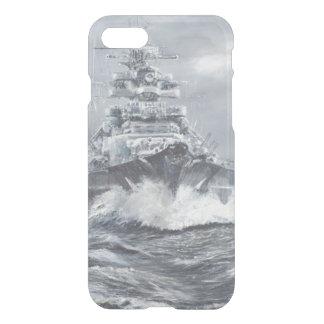 グリーンランドの海岸1900hrs 23rdMayの沖のビスマルク iPhone 7ケース