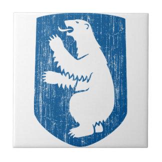 グリーンランドの紋章付き外衣 タイル