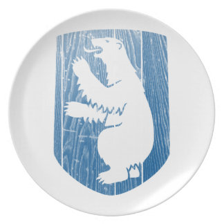 グリーンランドの紋章付き外衣 プレート