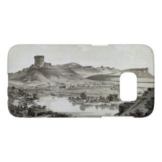 グリーンリバーのワイオミングの領域(1875年)の眺め SAMSUNG GALAXY S7 ケース